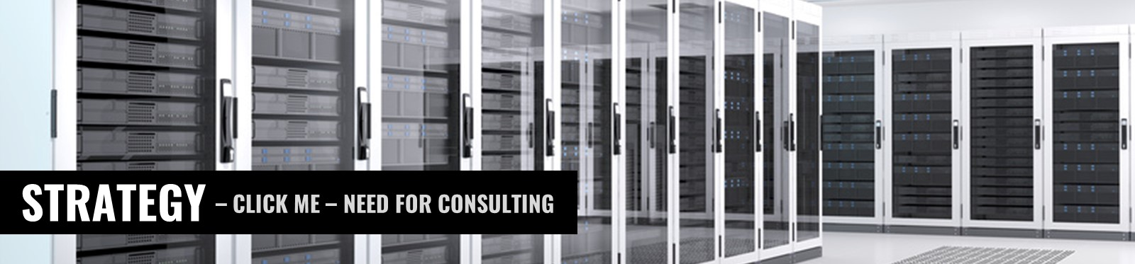 Need for Consulting